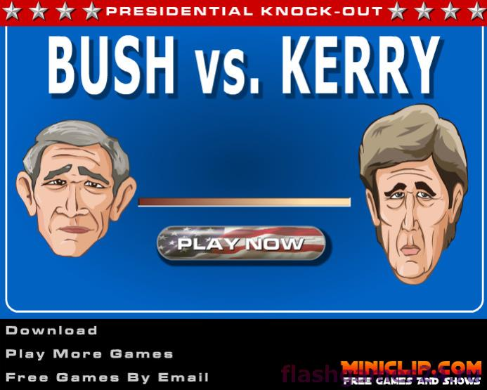 Бокс Буш против Керри (Bush vs Kerry)