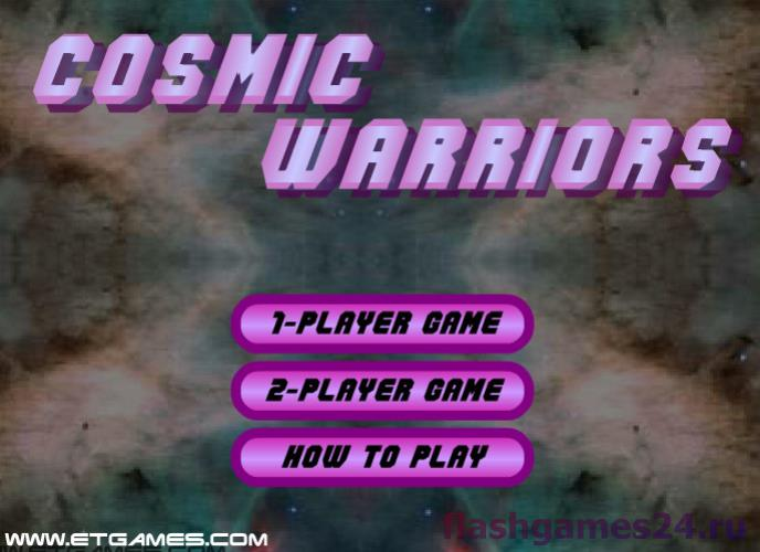 Cosmic Warriors