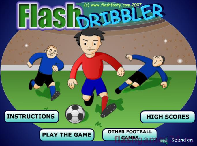 Flash Dribbler