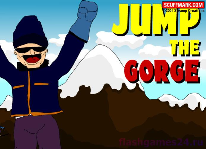 Jump the gorge