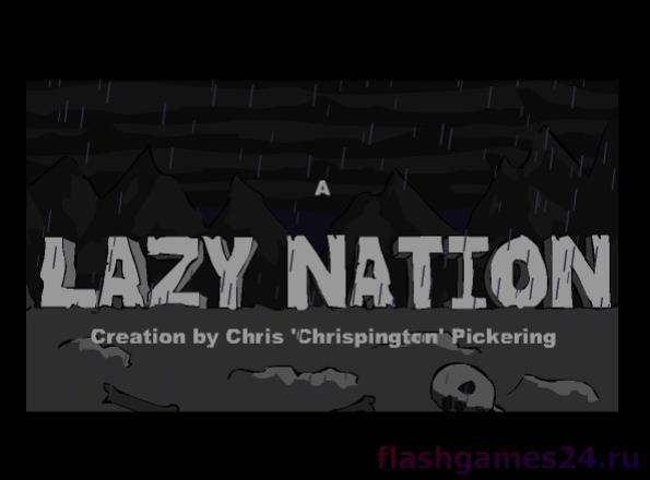 lazy nation