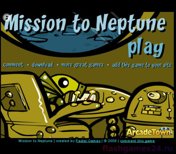 Mission to Neptune