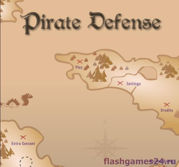 Pirate defence