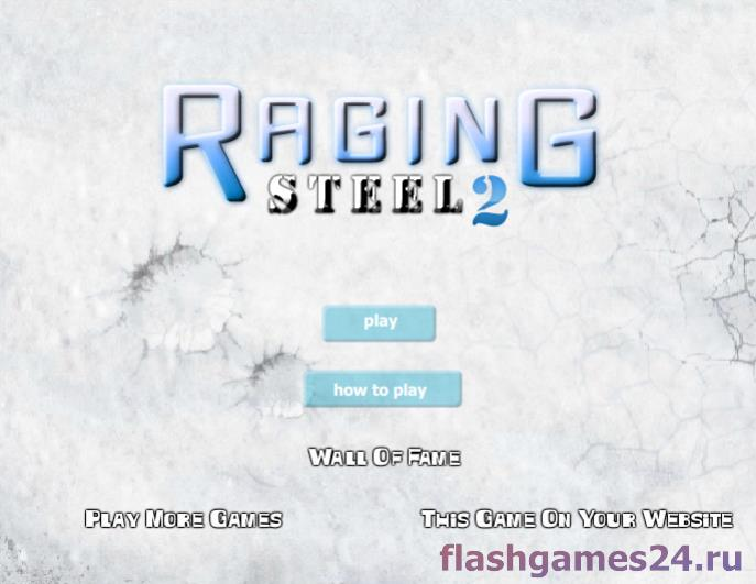 Raging Steel 2