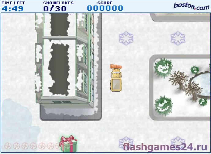 Snowplaw game
