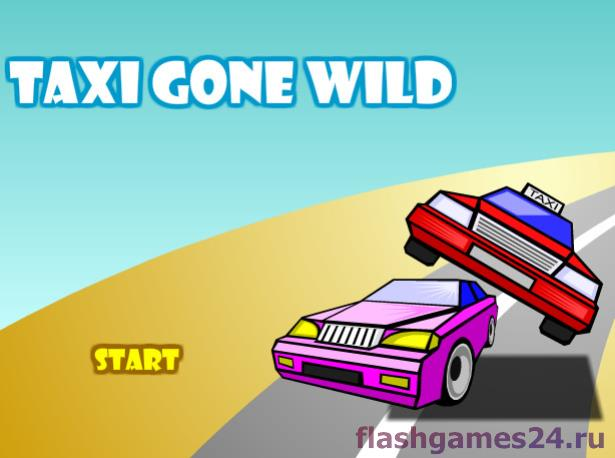 Taxi gone wild