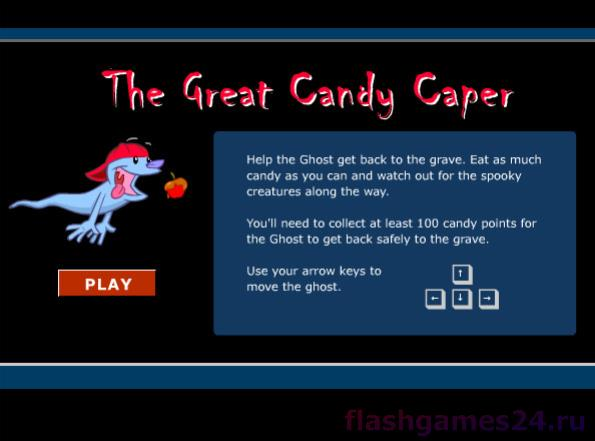 The great candy caper