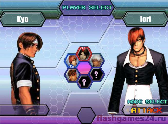 Скриншот 2 к игре King of Fighters