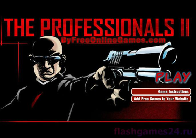 The professionals 2